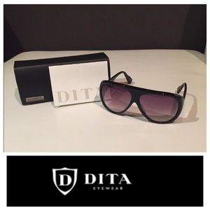 DITA Unisex Sunglasses - Aviator Style - Authentic